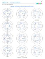 1 – Multiplication Refresher