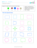 11 – Congruent Shapes 1