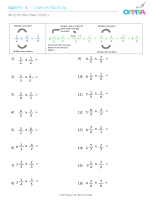 17 – Multiplying Fractions