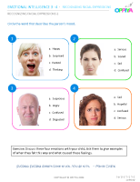 Recognizing Facial Expressions 104