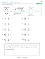 20 – Dividing Fractions 2