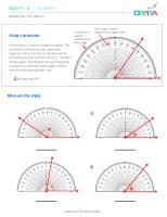 22 – Measure the Angle