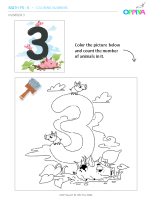 3 – Number 3