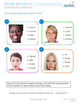 Recognizing Facial Expressions 84